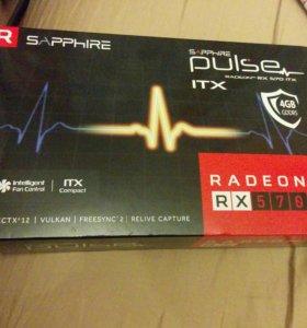 Sapphire Radeon RX570 4GB Mini ITX