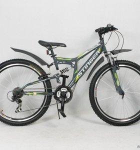 Велосипед stinger highlander. Новый