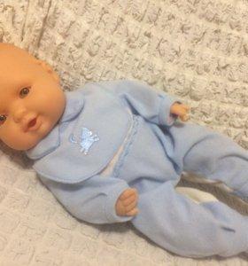 Пупс кукла мальчик, 36 см. Испания