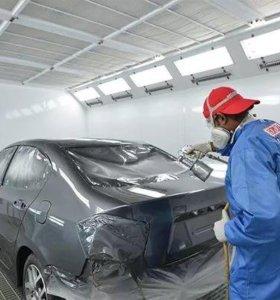 Кузовной ремонт авто любой сложности