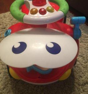 Машинка ходунок imaginarium