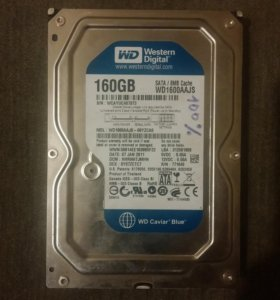 HDD 3.5 SATA 160/250GB