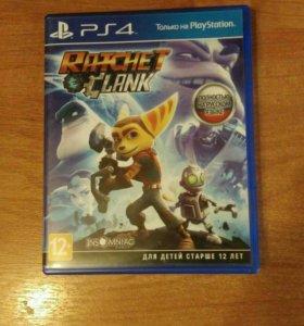 Игра на PS 4 Ratchet & Clank