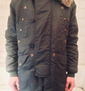 Куртка аляска Diesel
