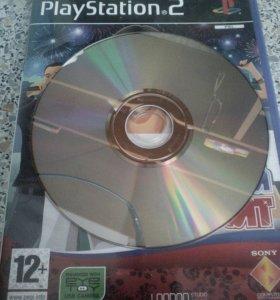 Диск PS2