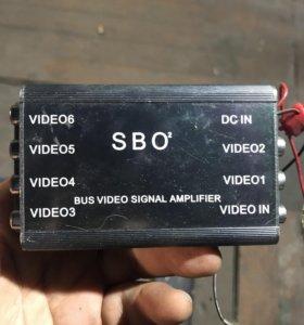 Видео усилитель