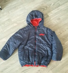 Куртка двухсторонняя демисизонная