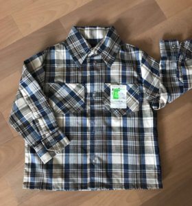 Рубашка детская