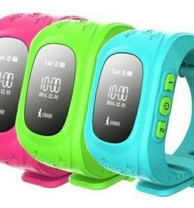 Детские часы с GPS трекером Smart Watch Q50