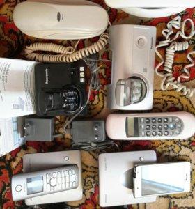 Телефоны разные радио все