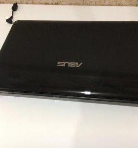 Ноутбук двухъядерный Asus k52n в очень хорошем сос