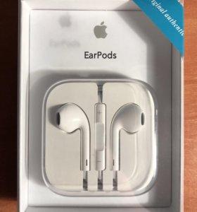Наушники EarPods (3,5mm)