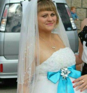 Продам красивое Свадебное плате