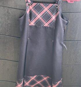 Школьная форма ( юбка, сарафан)