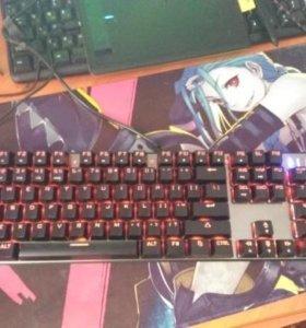 Механическая клавиатура Motospeed ck104