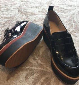 Туфли, ботинки р.37