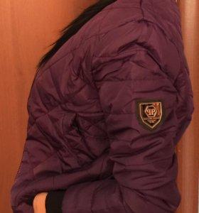 Новая куртка бомбер