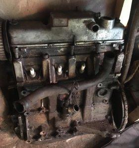 Двигатель ваз инжектор