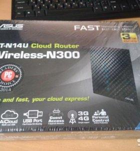 Wi-Fi роутер 300Мбит