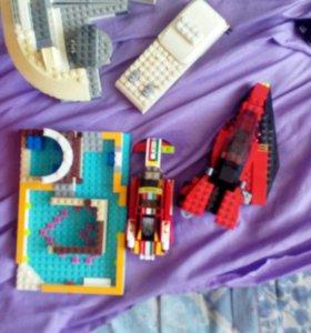 Конструктор LEGO (на запчасти).