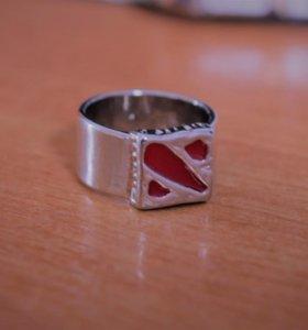 Кольцо с эмблемой Dota 2