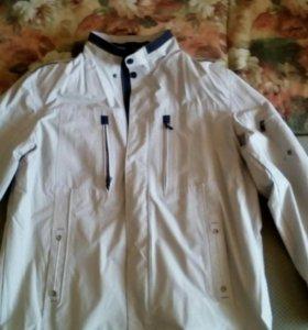 Мужская куртка осенне-весенняя