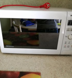 Микроволновая (инвенторная) печь Panasonic
