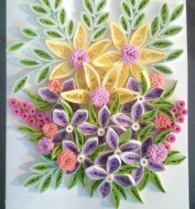 Открытки Цветочное настроение