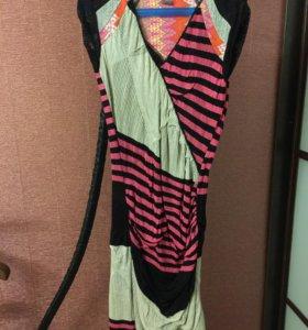 Платье custo