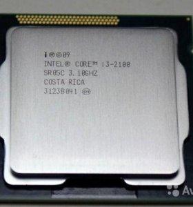 Процессор CPU Intel Core i3-2100