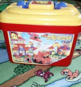 Лего дупло, корейский совместимый аналог