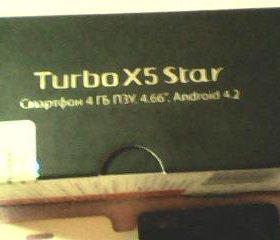 Turbo X 5 Star
