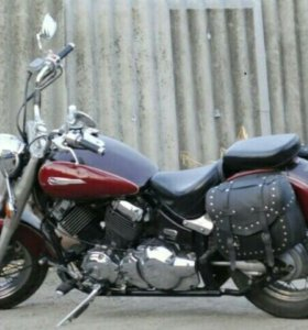 Мотоцикл Yamaha XVS 400 DRAGSTAR