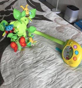 Музыкальная игрушка мобиль