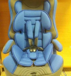 Новое Детское автокресло LB 513 F 9-36 кг. 330