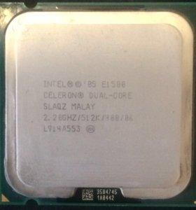 Процессор INTEL e1500 Lga 775 2,2GHZ, 2 ядра