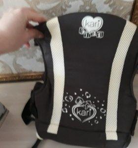 Продам рюкзак кенгуру для малышей