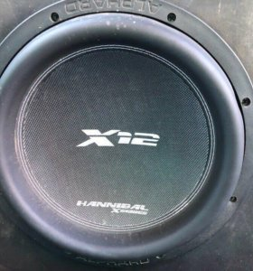 Сабвуфер Hannibal X-12S