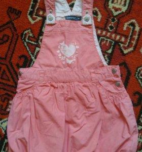 Одежда для девочки 2-3 года