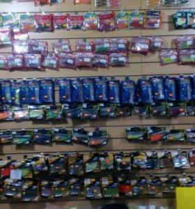 Рыболовные и туристические товары