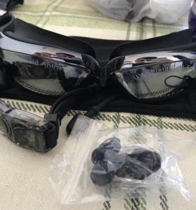 Плавательные очки с диоптриями
