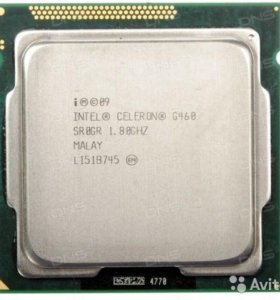 Процессор Intel Celeron g460