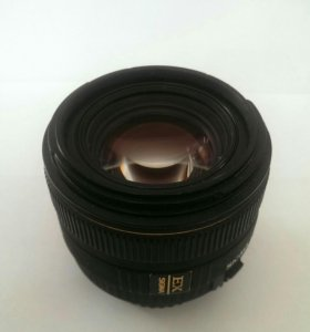 Объектив Sigma AF 30 mm 1.4 для Canon