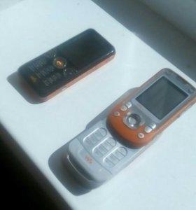 2 телефона , раритет