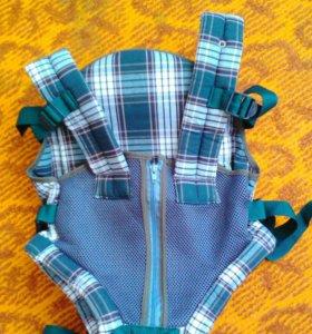 Рюкзак-кенгуру Бимбо до 11 кг