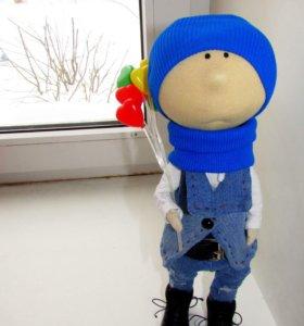 интерьерно-текстильная кукла