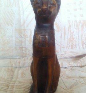 Статуэтка египетской кошки