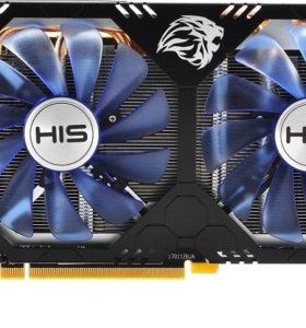Видеокарта HIS Radeon RX470 4GB