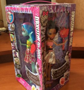 Кукла 4 шт в наборе