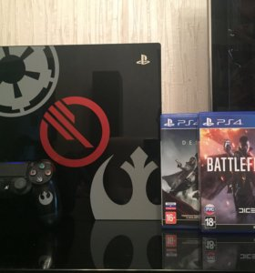 PlayStation 4 Pro 1TB Star Wars Limited Edition